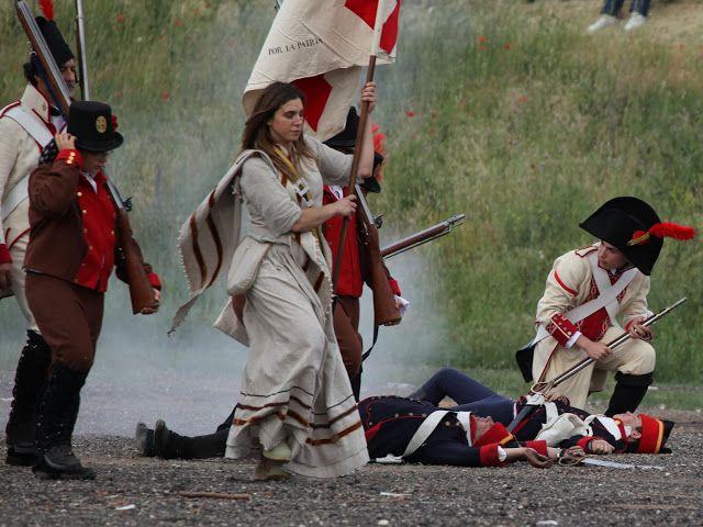 Reconstrucción de las guerras carlistas contra los franceses