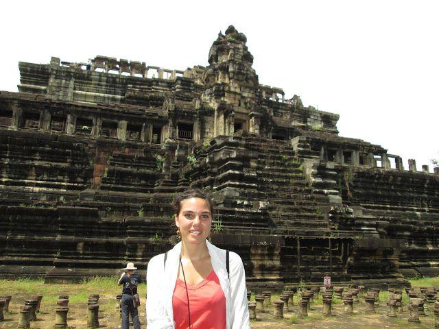 Templo de Baphuon en Camboya
