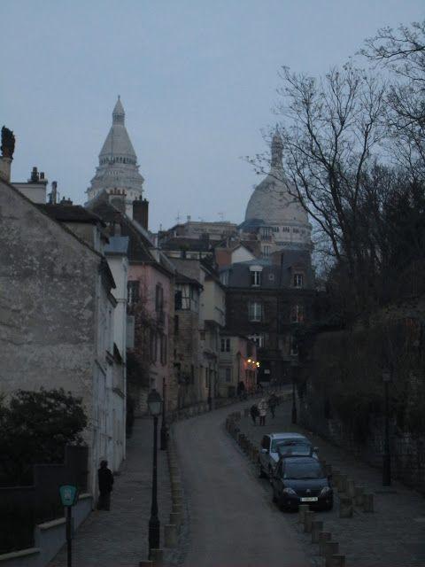 Calle de Montmartre