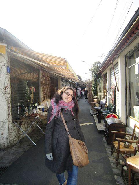 Calle del Marché aux Puces