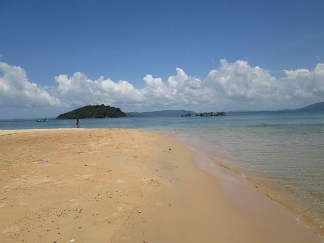 Más playas de las islas
