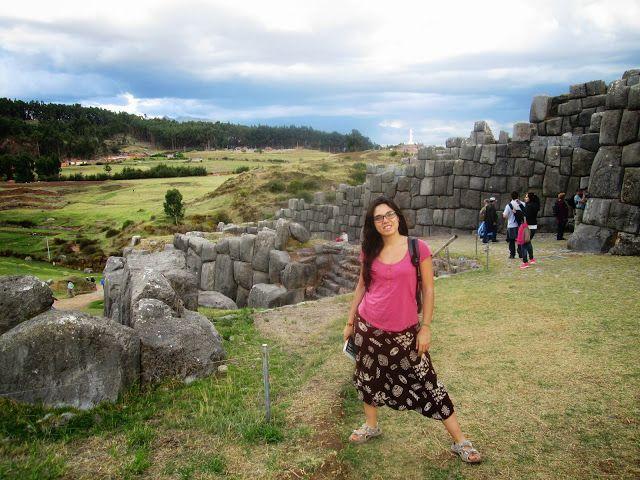 Fortaleza inca en Cuzco