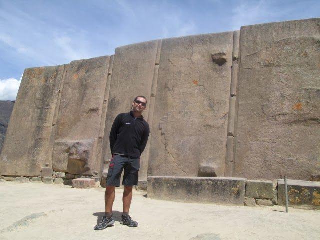 Templo de Sol en Ollanta