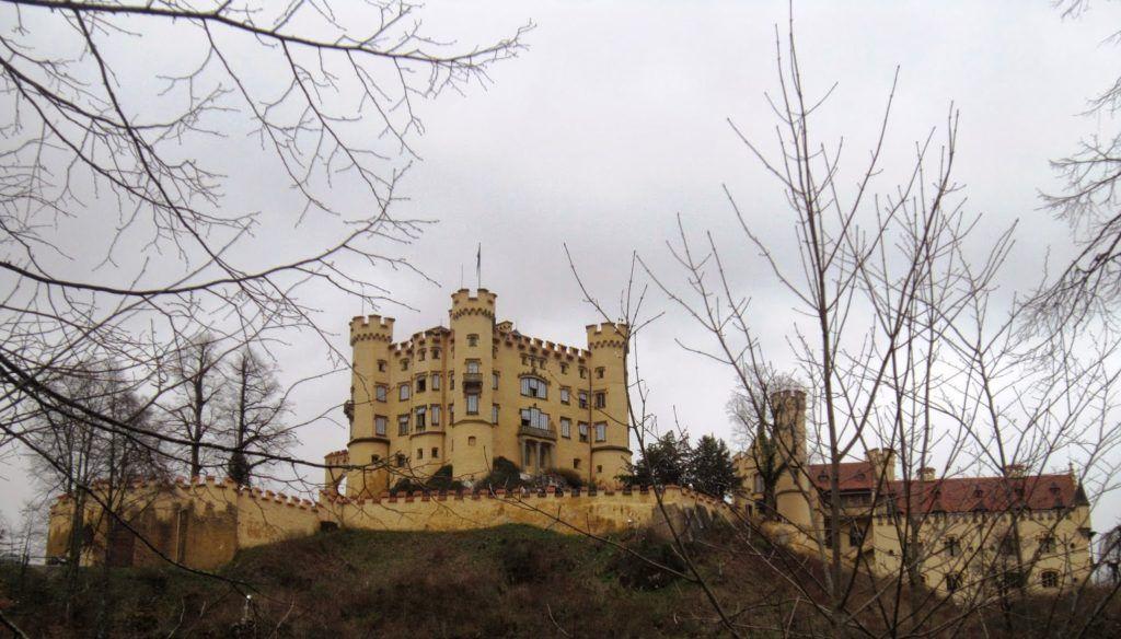 El otro castillo de Neuschwanstein