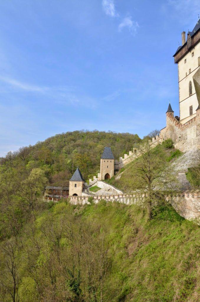 Castillo de Karlsteijn