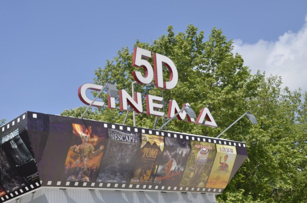 Cine 5D en Plovdiv