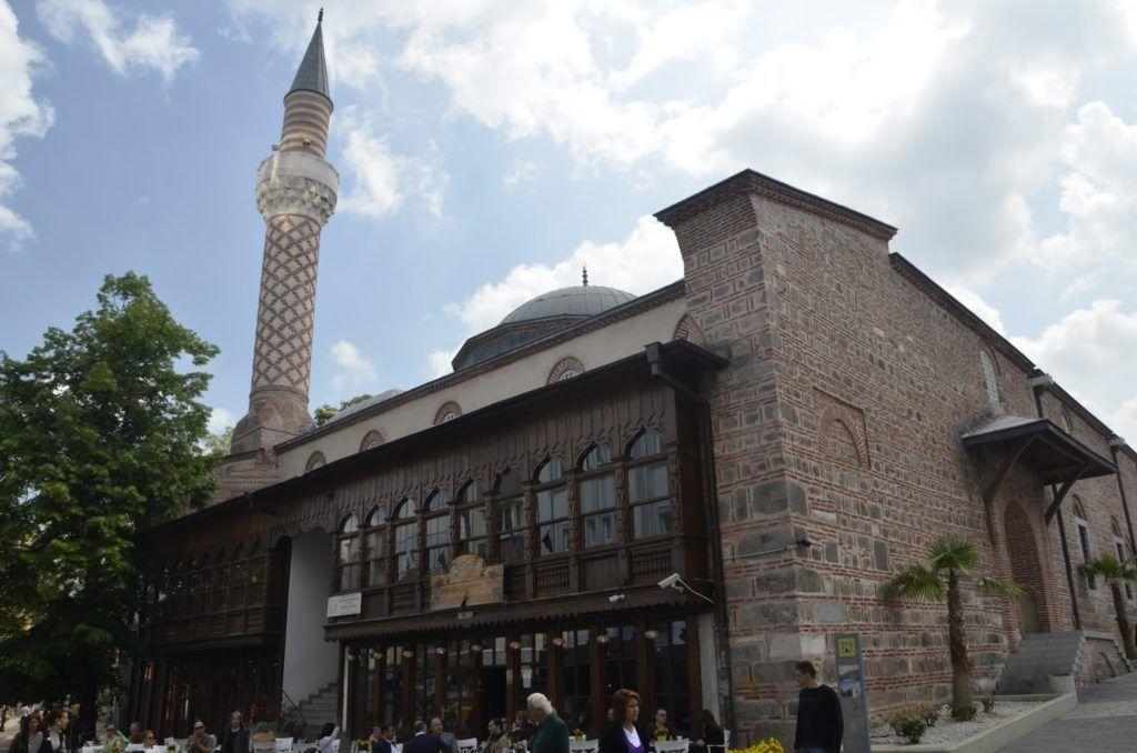Mezquita de Plovdiv