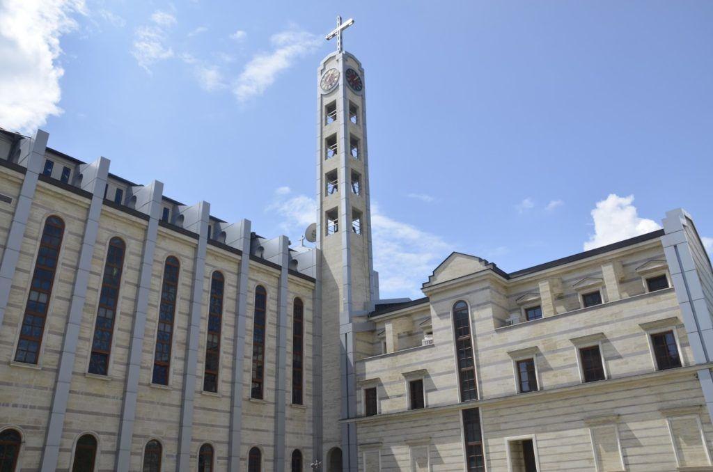 Catedral católica de Sofía