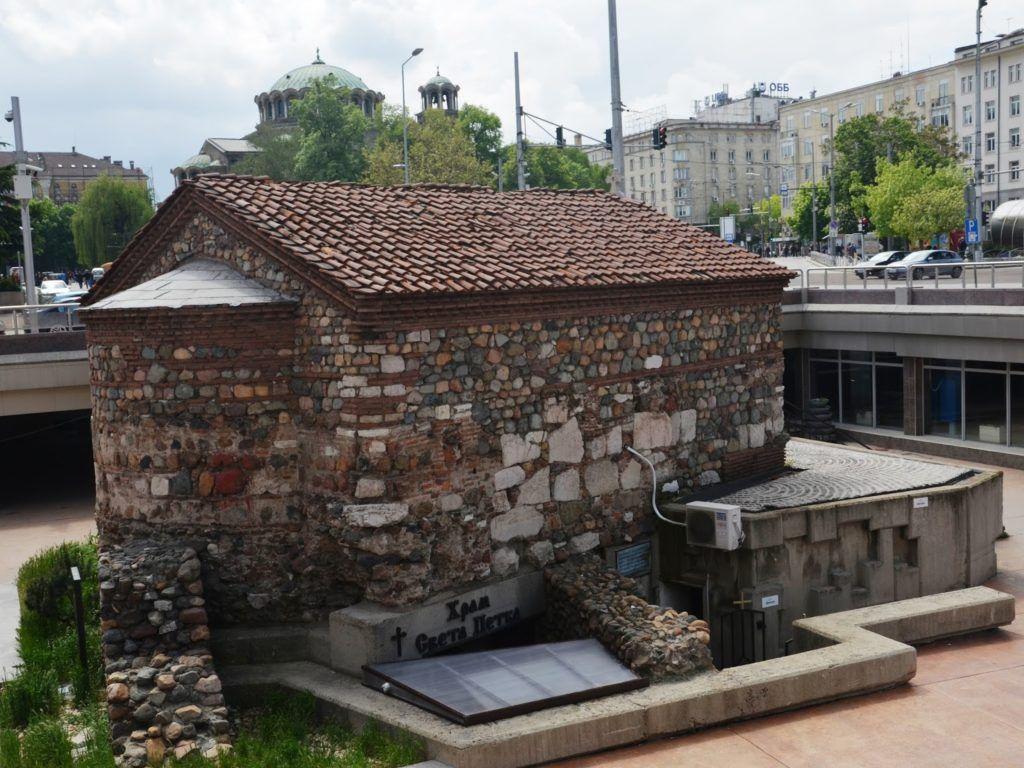 Iglesia de Sant Pekta Samardzhiiska