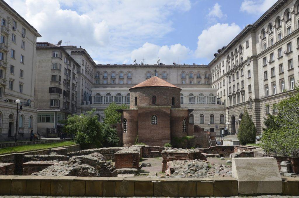 Iglesia-rotonda de San Jorge de Sofía