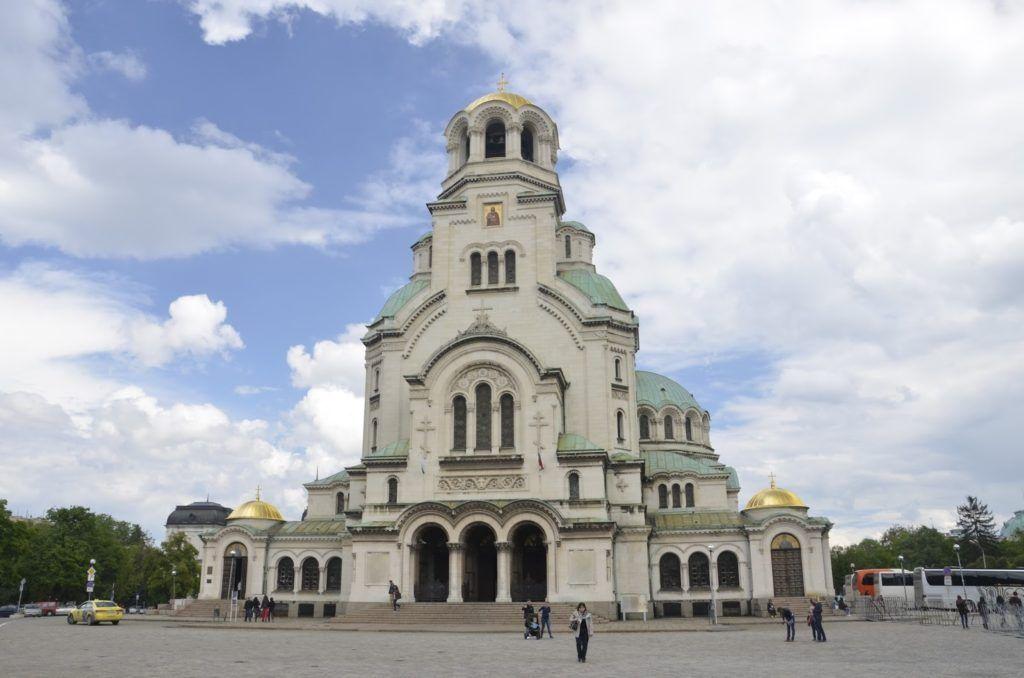 Templo monumental de Alexander Nevsky