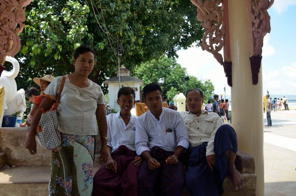 Familia birmana