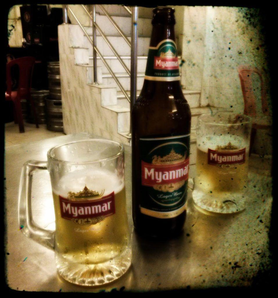Cerveza Myanmar