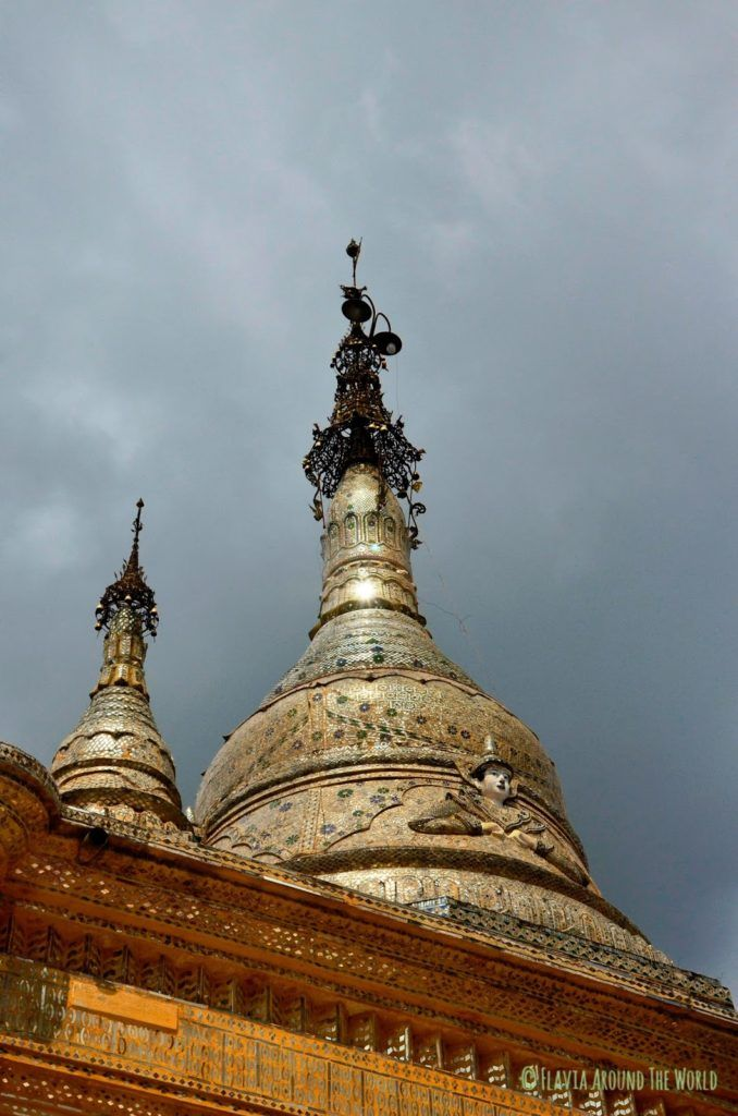 Pagoda de Aung Chan Tha en Kalaw, Myanmar