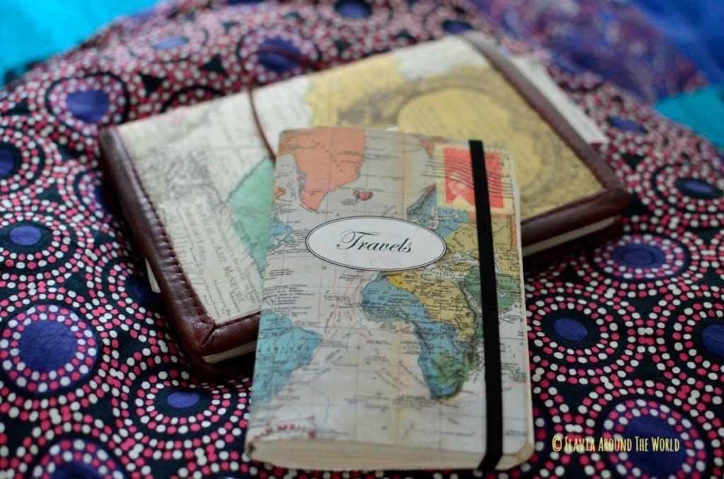 Mis cuadernos de viaje