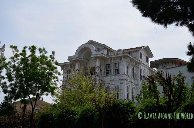Casona otomana restaurada en islas Principes, Turquía