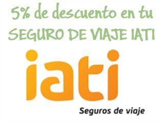 seguro viaje IATI