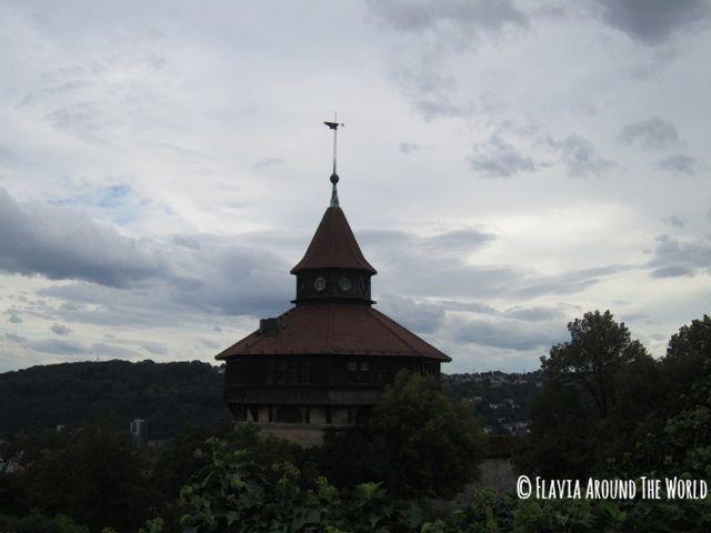 Atalaya del castillo de Esslingen