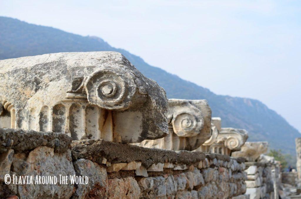 Columnas de Éfeso