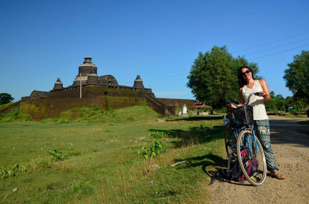 Templo de Htakkam Thein, Mrauk U, Myanmar