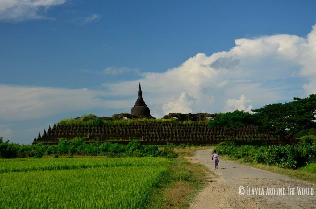 Koethaung, Mrauk U, Myanmar