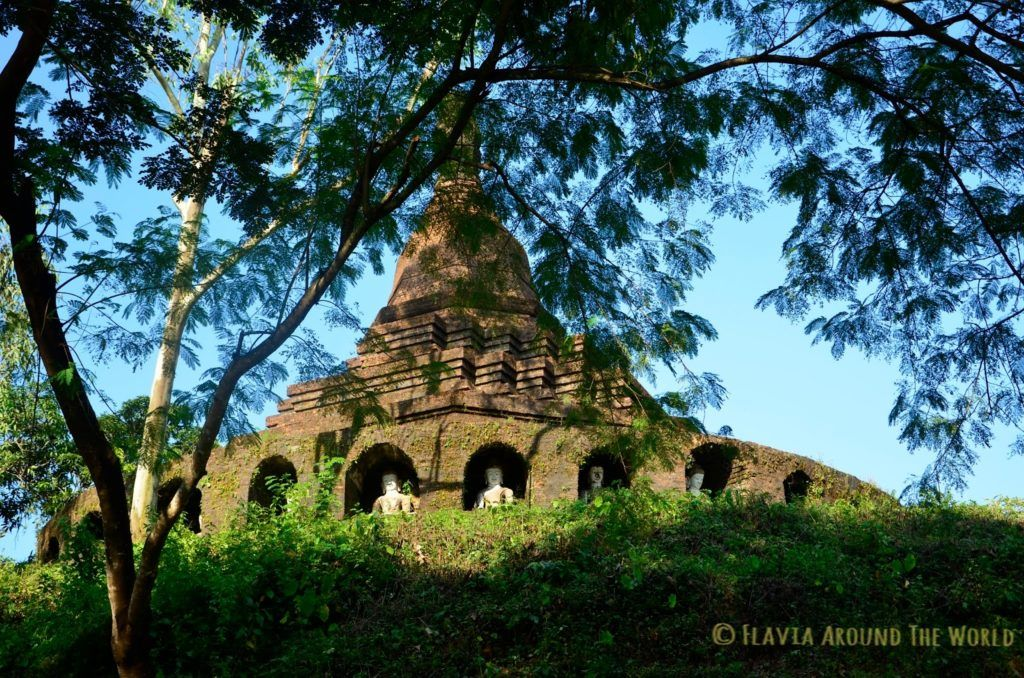Phrauk Paya, Mrauk U, Myanmar