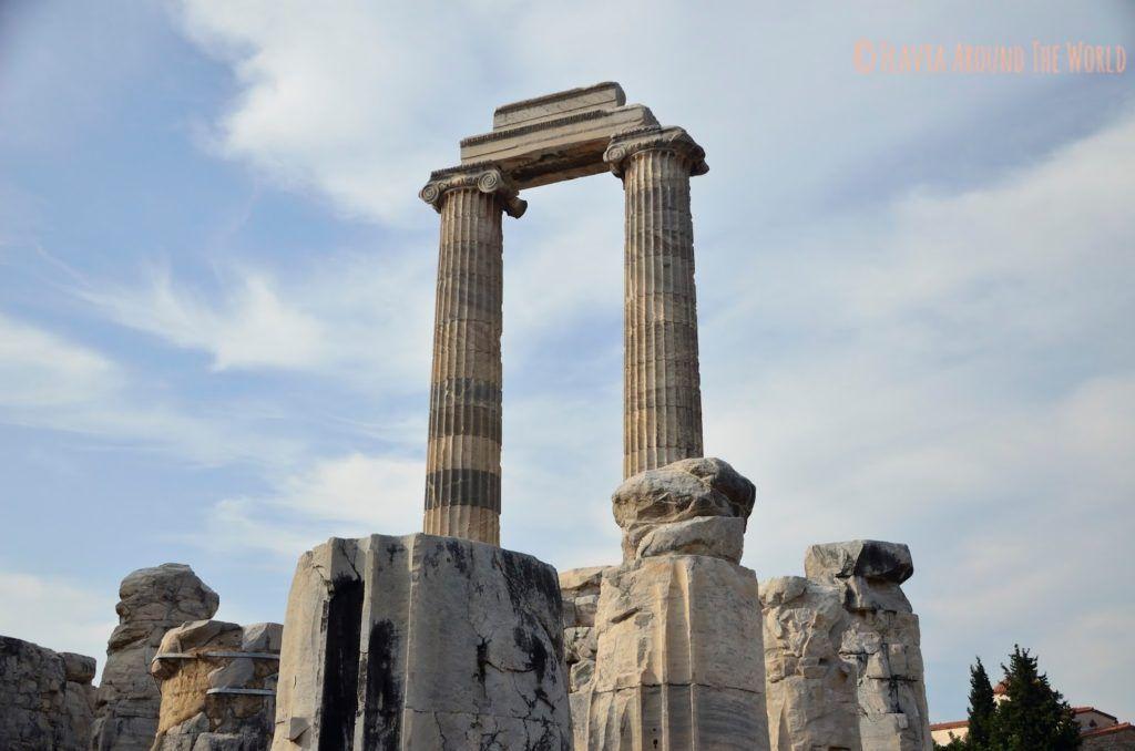 Templo de Apolo, Didima, Turquía