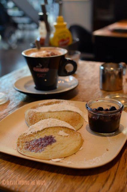 Desayuno en el MAD, Copenhague