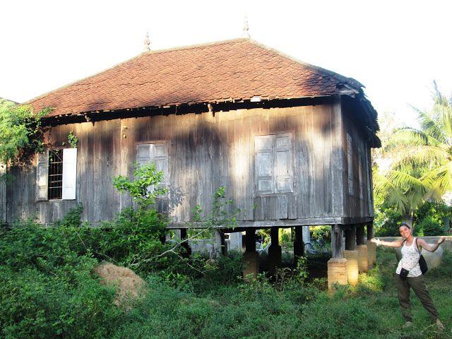 La que podría haber sido mi casa en Battambang