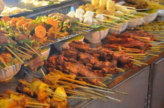 BBQ Street Yangón