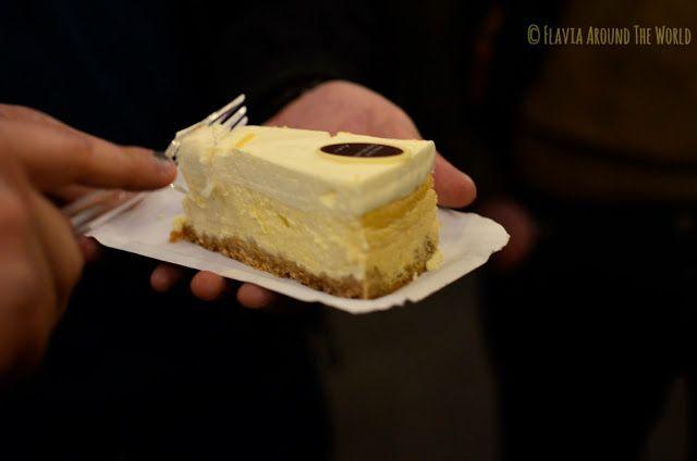 Tarta cremosísima de queso