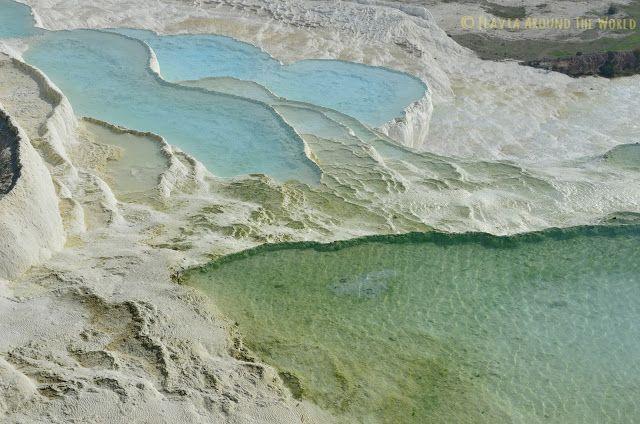 Terrazas de Pamukkale