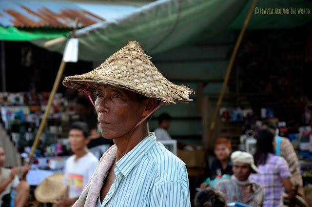 Birmano del estado de Rakhine