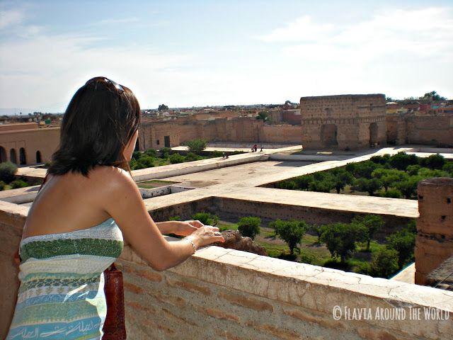 Imaginándo el cómo fue el palacio El Badi
