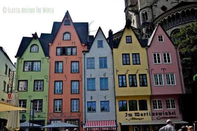 Colorido Fisch Markt de Colonia