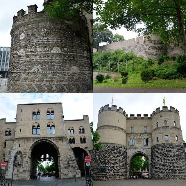 Murallas, torres y puertas de Colonia