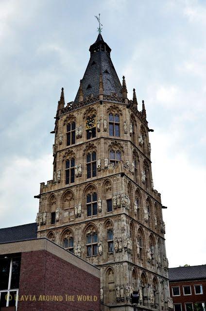 Torre del ayuntamiento de Colonia