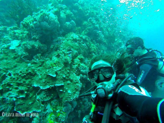Yo en Batu Bolong en Komodo