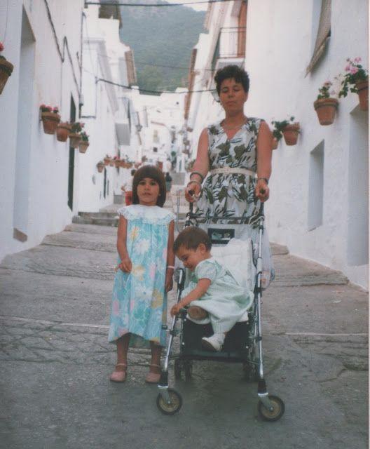Mijas, junio del 87
