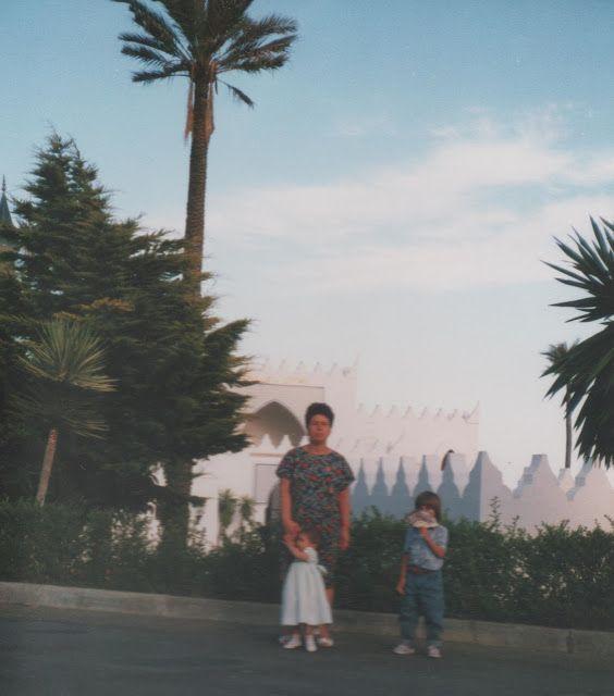 Mezquita de Marbella, junio del 87