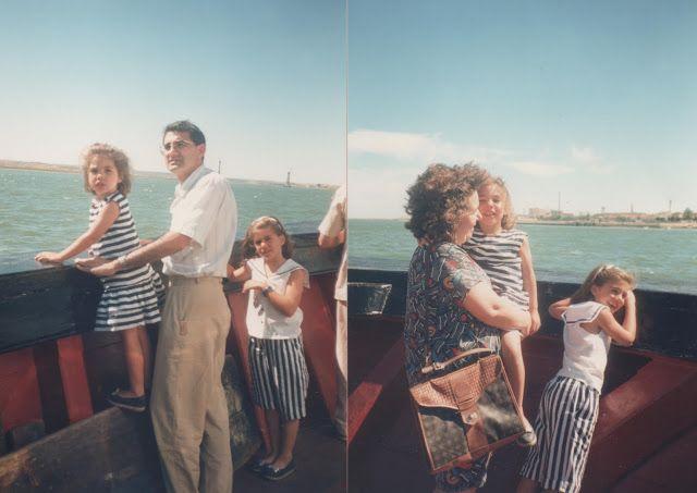 En el barco hasta Faro