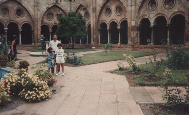 Claustro de la catedral Tarragona