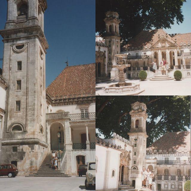 Coimbra en grande y pequeño