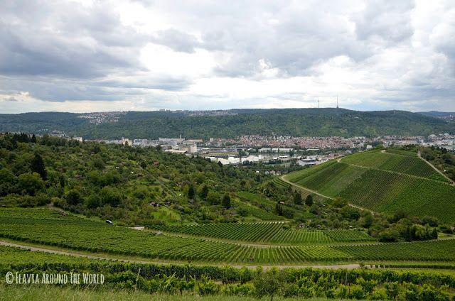 Vistas desde la Grabkapelle
