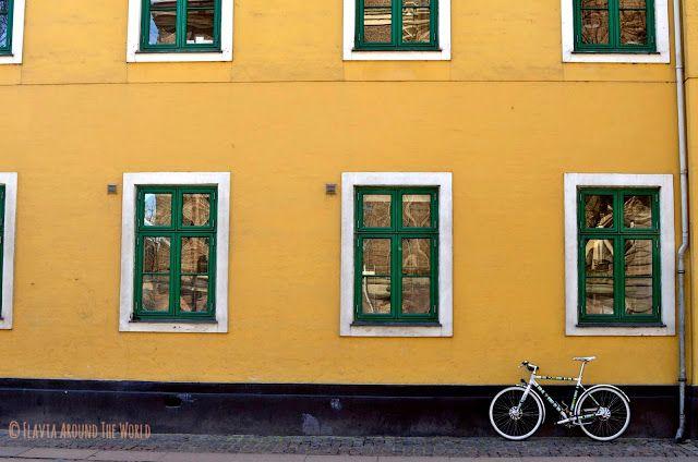 Bicicleta en Copenhague