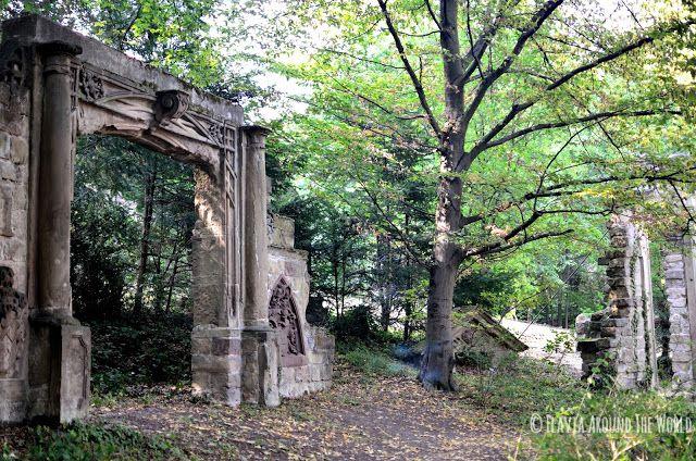 Puerta antigua de Stuttgart