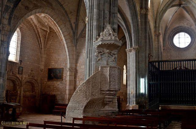 Púlpito mudejar