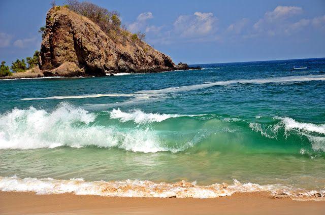 Olas de Koka Beach