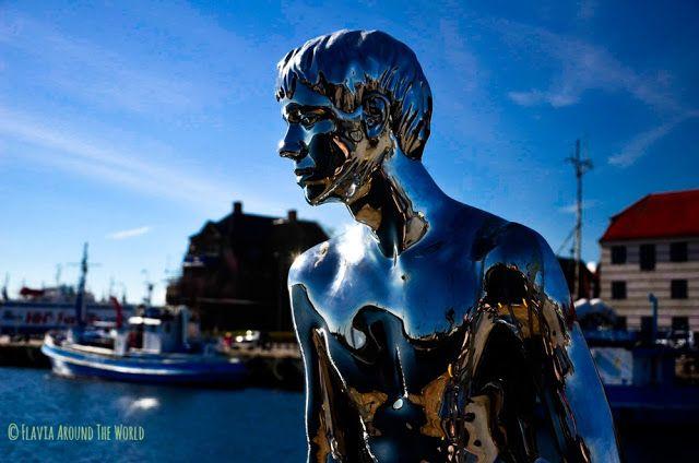 Estatua en Helsingborg