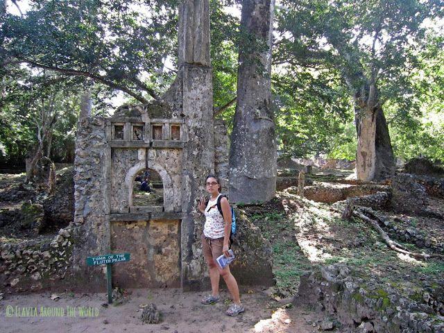 Ruinas de Gedi